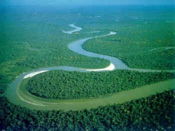 Sepuluh 10 nama sungai terpanjang di dunia pengetahuan umum sungai
